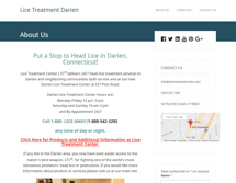 Lice Treatment Center Darien