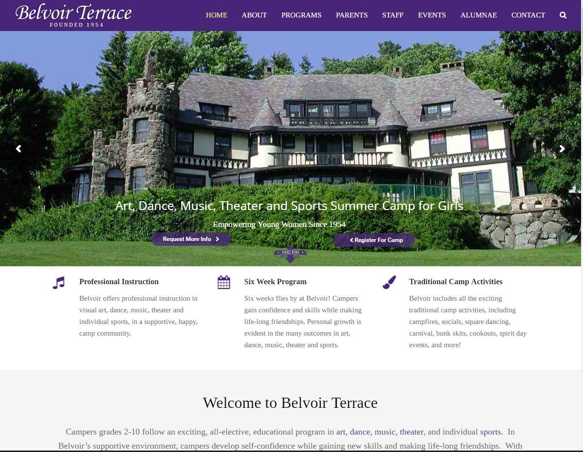 Belvoir Terrace