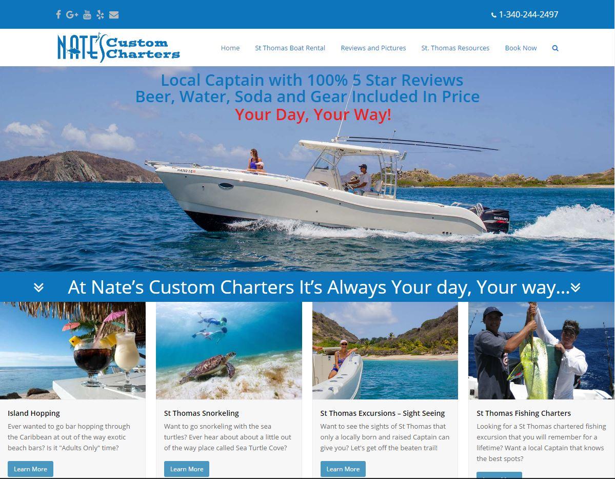 Nate's Custom Charters